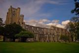 Dunkeld Cathedral.