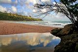 Empty beach - Kauai