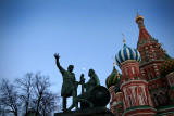 St. Basil's Cathedral - dusk