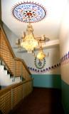 Mosque Stairway
