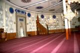 Mosque view Niche