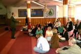 Mosque seminar participants