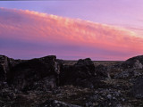 Tundra Sunset