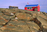 Mayor's Cabin on Hudson Bay