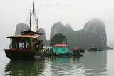 Floating Market, Halong Bay (Mar 07)