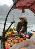 Warm Smile, Cold Morning, Halong Bay (Mar 07)
