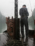 Braving The Rain, Halong Bay (Mar 07)