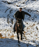 Kazakh Horseman (Oct 07)
