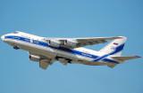 The Antonov AN-124-100 Ruslan