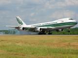 Evergreen International Airlines