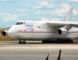 The Giants of Russia: The Antonov 225 & 124