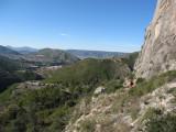 Below El Picayo