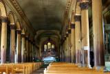 Suchitoto Church inside