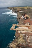 Ka Lae, South Point on Hawaii