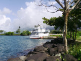 P593 Marina in Taravao Bay