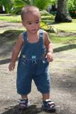 P639 Young Tahitian