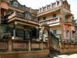 Chettinad house in Karaikudi