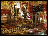 Shop in the Meenakshi Temple