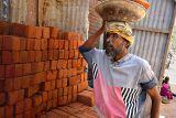 Carrying Bricks