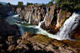 The big Waterfalls at Hogenakal