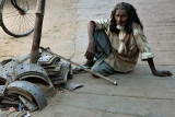Wheel ... spares ... Life ................ the span !