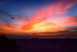 Sunset near Dhanushkodi
