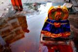 Siva in the street