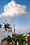 Climbing a cloud