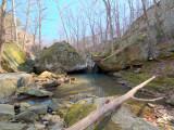 Mantle Rock Creek