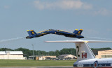 Blue Angels Solo Pass