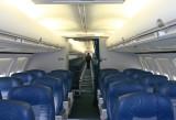 First Class - Delta 757