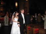 Melissa and Joe's wedding