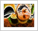 Mr. Potatohead Meets Munch