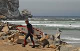 Morro Bay Surfer