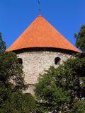 A Tallinn old town tower