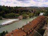 Bridge over the Aare River, Bern