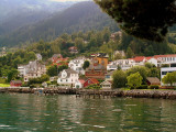 Balestrand, Norway on the Sognefjord