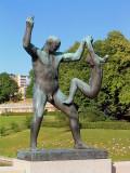 The Vigland Park, Oslo