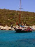 Cruising the turquoise coast of Turkey