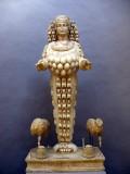The statue of Artemis