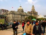 On the Promanade, the Bund, Shanghai