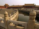 Crossing the Golden Water in the Forbidden City