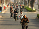 Off to work in Shijiazhuang
