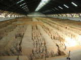 Pit Number 3 of the Terra Cotta Warriors