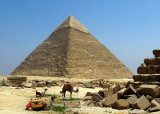 The Pyramid of Khafre