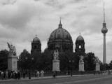 Fersenhturm and the Berlin Cathedral