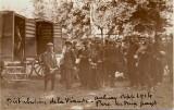 Parc de la 2eme Mairie en Septembre 1914