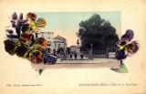 Série de 18 cartes postales de Bienvenue publiées par l'éditeur Glossi