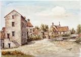 Batiment du Moulin et Ferme de Savigny