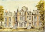 Chateau des seigneurs De Gourgue